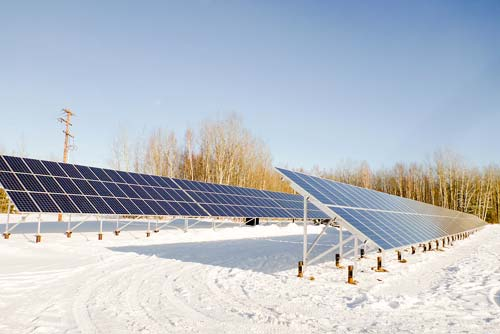 Power Corp Expands Simpson Solar Project Northern Journal