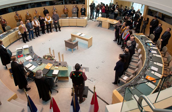 Devolution deal only open to changes for Aboriginal, treaty rights