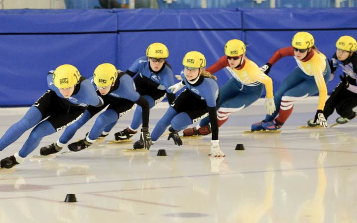 Nwt Speed Skater Inspires Clubs To Train Hard For Awg