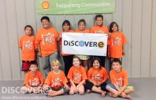 Youth from Fort Chipewyan aged six through 16 were happy to take part in this year's DiscoverE camp, where they spent four days conducting experiments and learning about careers in science and engineering.