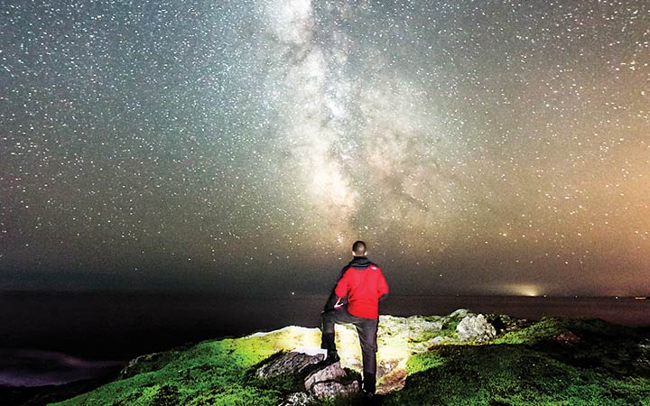 Star gazers to gather for third annual Dark Sky Festival