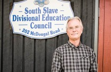 Brent Kaulback, assistant superintendant for the South Slave Divisional Education Council, was named both the NWT and Canadian superintendent of the year.