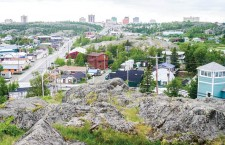 The 856 gang was first noticed in Yellowknife around January 2013. Several arrests—and more recently, stabbings—have been linked to the group as they continue to move northward.