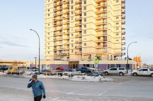 Fire marshal questions safety  of Hay River high rise