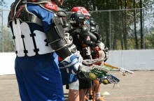 Lacrosse players from British Columbia were in the line-up for this year's North American Indigenous Games. ASCNWT hopes to have a lacrosse team together for the next games in 2016.