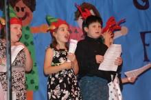 Zayha Mercredi and Jordan Brake help save Christmas when Santa falls ill.