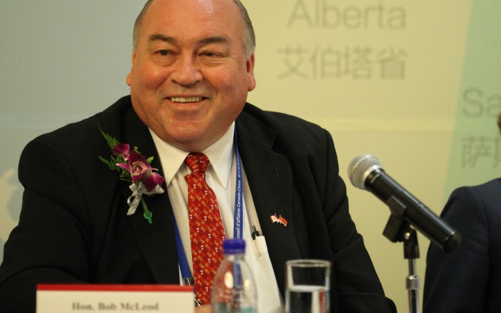 "Premier Bob McLeod says this month's trip to Asia was a ""successful"" promotion of the territory."