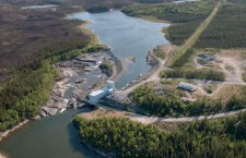 Broken bearings and cracked turbine blades are believed to be behind the breakdown of the Snare hydro plant. Between repairs and the diesel needed for backup generators, the estimated cost of the break is about $1.6 million. How it will be paid for is still being determined.