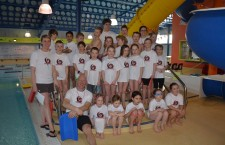 The Fort Smith Hurricane Swim team held a wrap up end-of-the-season fun meet on the weekend, complete with races. Young swimmers got a taste of what it is to participate in a big meet. The season is over for them, but some of the older swimmers will continue training for events in Yellowknife and Whitehorse later this Spring.