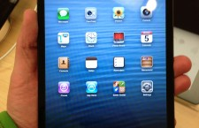 """Are iPad Minis the """"techno baby bags"""" of the future? ECE Minister Jackson Lafferty says  yes. New parents can now apply to receive one of these devices, pre-loaded with parenting apps and websites, as part of an early childhood development pilot project."""
