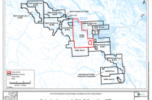 Fourteen exploration licenses have been granted in the Canol shale play near Tulita and Norman Wells in the Sahtu region of the NWT since 2010-11.