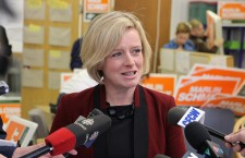 Notley and the nasty Nexen pipeline spill