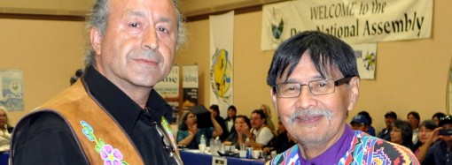 Bill Erasmus re-elected chief of Dene Nation at 45th assembly