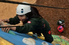 Jr. Canadian Rangers train with the pros in Whitehorse