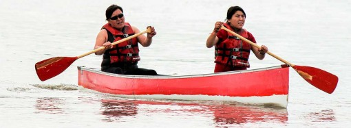 Tsiigehtchic marks end of summer with Canoe Days