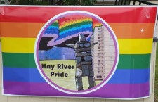 Hay Riverites 'free to be' at local Pride festival