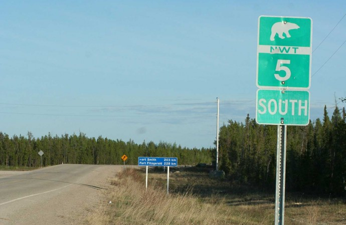 Sinkhole knocks Fort Smith off communications grid