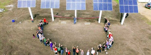 Little Buffalo solar project powers local health centre
