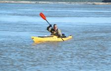 Wall Street advisor trades finances for kayak trip through the Mackenzie watershed