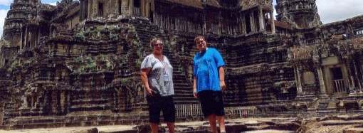 Fort Smith teen, mom take wanderlust to Vietnam and Cambodia