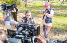Filming underway on Fort McPherson-based flick