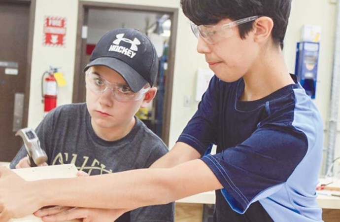 Aurora College trades profs get proactive on enrolment