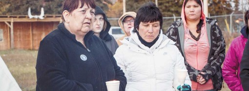 Sisters in Spirit vigils mourn missing, murdered Indigenous women
