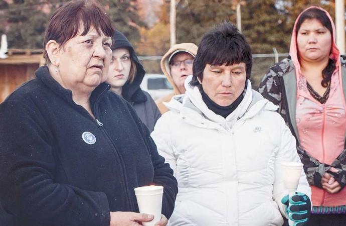 Sisters in Spirit vigils mourn missing, murdered Indigenous women