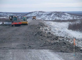 Engineers challenged by climate change on permafrost