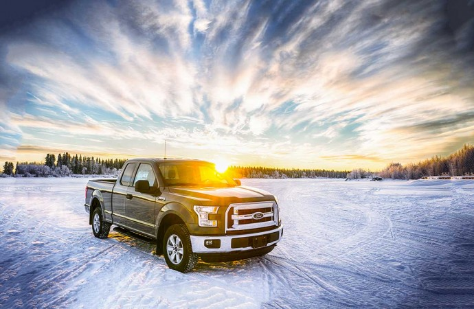 Half-tons reign supreme in Northwest Territories
